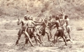 Album page of natives fighting 5425335285_f7f1525dc6_o
